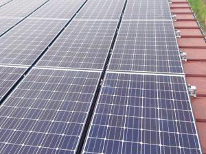 あま市K様邸 太陽光発電工事