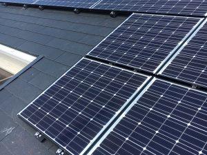 津島市Kさま邸 太陽光発電システム工事