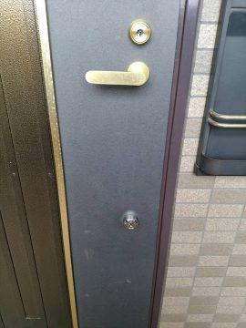 琉球畳と補助キー・名古屋市南区T様邸
